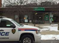Troy police are investigating a Citizens Bank robbery on Monday, Jan. 26, 2015. (Kenneth C. Crowe II/Times Union)