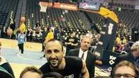 Ginobili repeats as 'Tweeter of the Year' - Photo