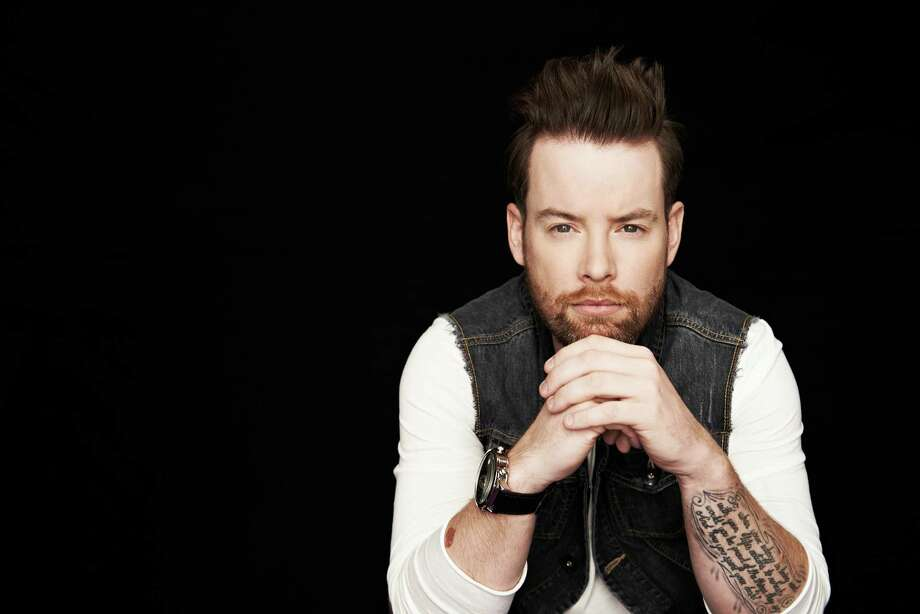 "Singer and songwriter David Cook, of ""American Idol"" fame,  will be in concert at The Ridgefield Playhouse on Wednesday, Feb. 11. Photo: Contributed Photo / The News-Times Contributed"