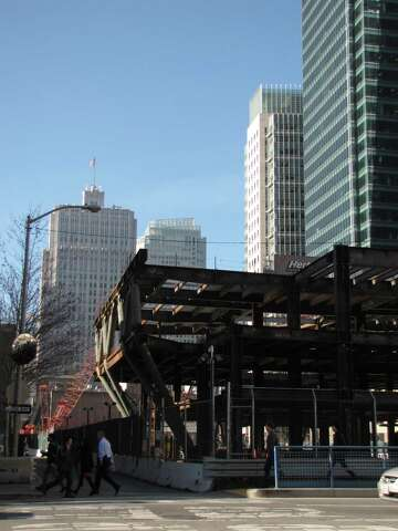 After years of construction, new Transbay terminal is on the rise