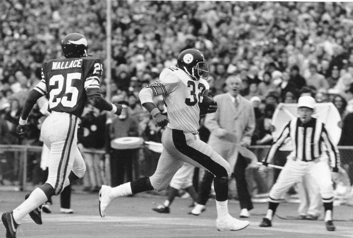 Running back: Franco Harris, Pittsburgh Steelers