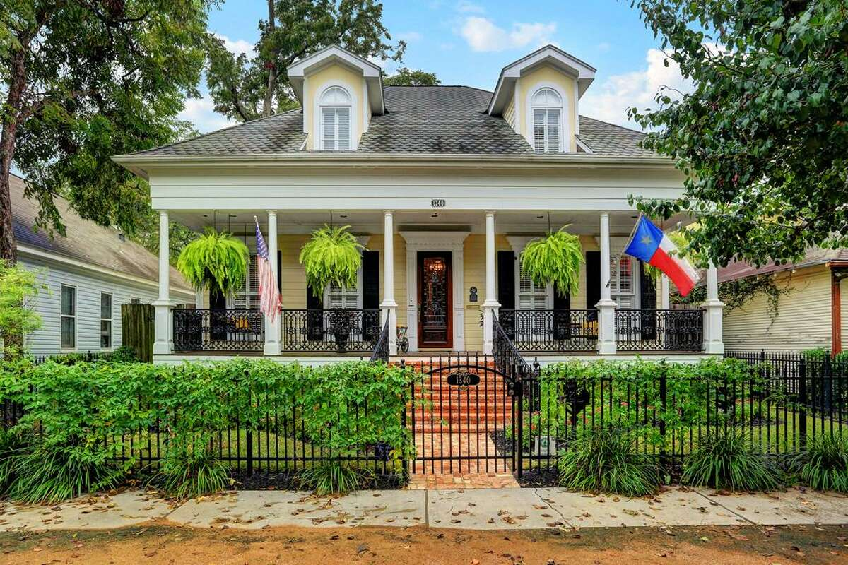 1340 Omar : $1,399,000 / 4 bedrooms / 3 full and 2 half bathrooms/ 4,655 square feet