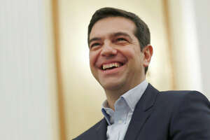 After victory, leftist Alexis Tsipras forms coalition in Greece - Photo