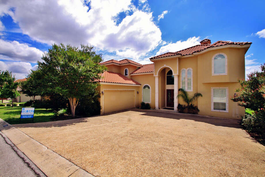 Address: 120 Stone Hill Drive, San AntonioSize: 3,397sf Bedrooms: 4 Bathrooms: 5 Year Built: 2006 Acreage: .19 acres View: On Golf Course HOA: The Vistas of Sonterra  Amenities:  Two-story grand entry, marble floors, gas range, island kitchen, golf  cart garage, direct access to golf course, gated neighborhood
