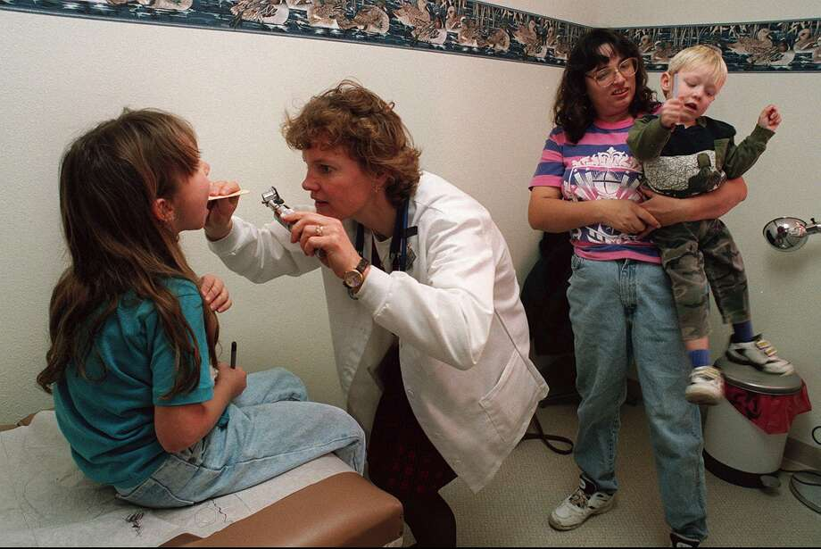 20. Kansas City, MOBetterDoctor Overall Health Score: 39.97Kansas City has a relative lack of doctors, with less than two physicians for 1,000 residents.(San Antonio has even less.)Source: BetterDoctor Photo: MONTY DAVIS, AP Photo / AP1997