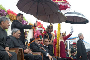 Obama makes the most of India's Republic Day parade - Photo