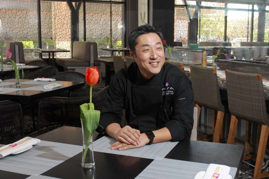 Executive chef, owner Donald Chang at Nara. (Chronicle/Gary Fountain) Photo: Gary Fountain, For The Chronicle