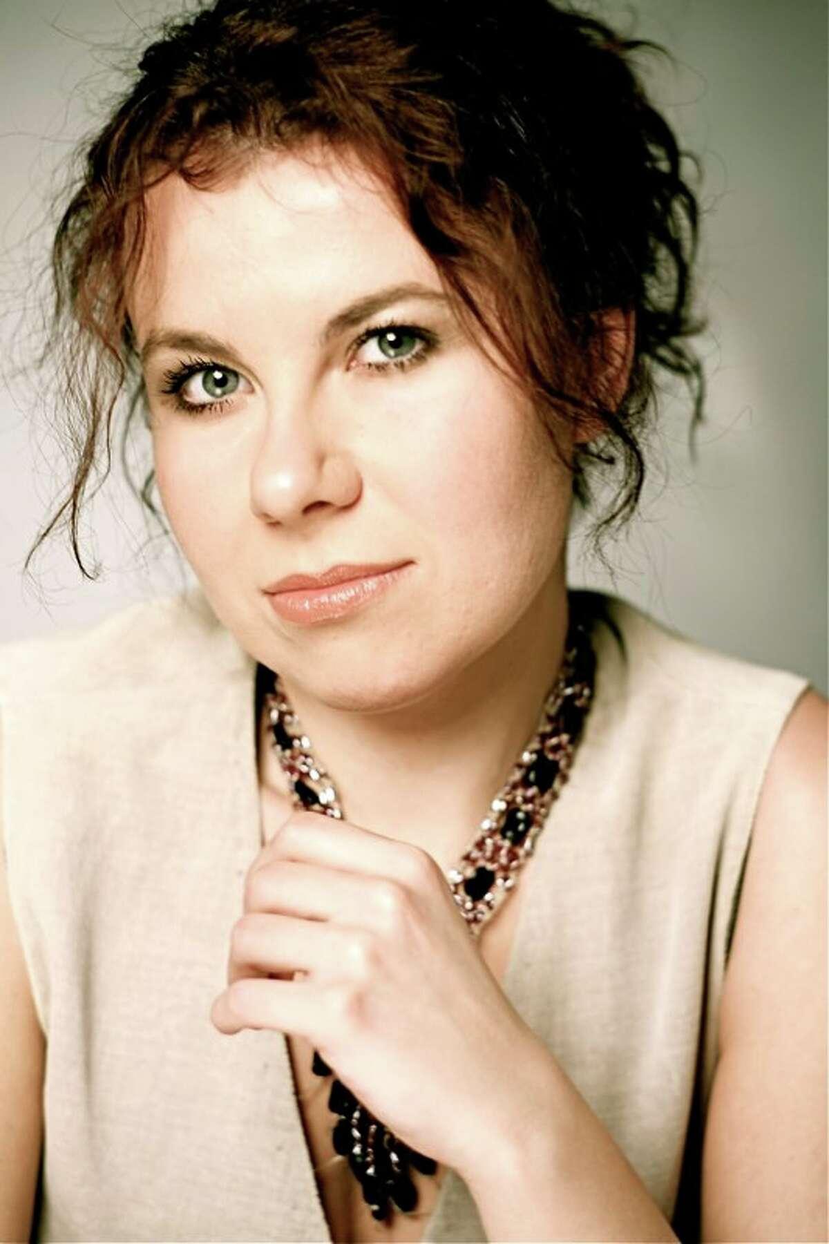 "Composer-vocalist Agata Zubel unveiled ""Where To."""
