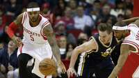 McHale wants to see Rockets run - Photo