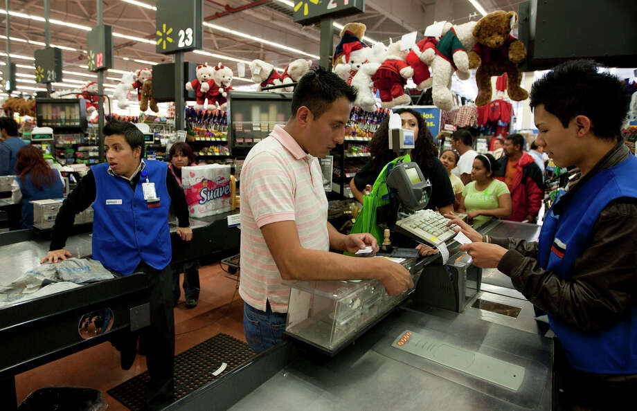 Walmart superstores in Mexico have drawn scrutiny over allegations its executives regularly bribed officials. Photo: Associated Press / AP