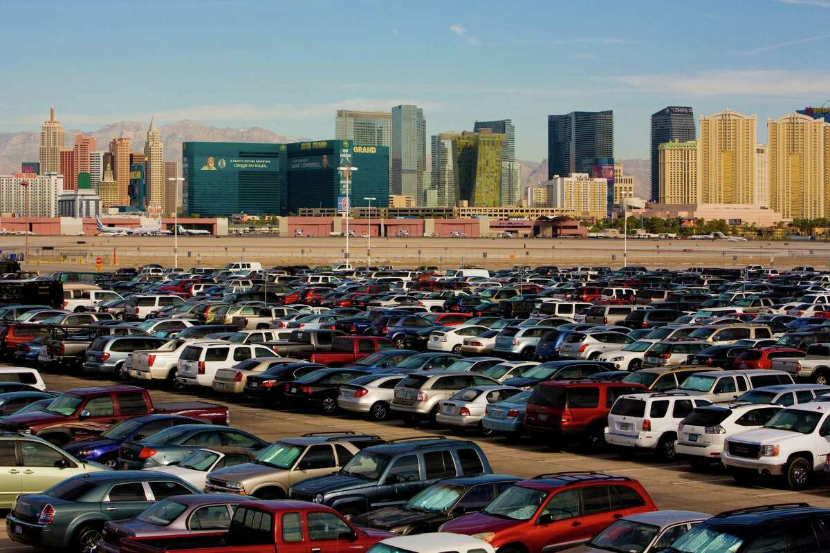 9. Nevada Percent of car insurance cost of median household income: 3.55 percentPercent of uninsured drivers: 9.1 percentTraffic fatalities per 100,000 people: 10.2Percent of roads in poor/mediocre condition: 20 percentPercent of bridges deemed structurally deficient: 14 percentEstimated cost of car repair due to driving on bad roads: $233Average price of gas per gallon: $2.44Yearly commute delay in most congested city: 46 hours