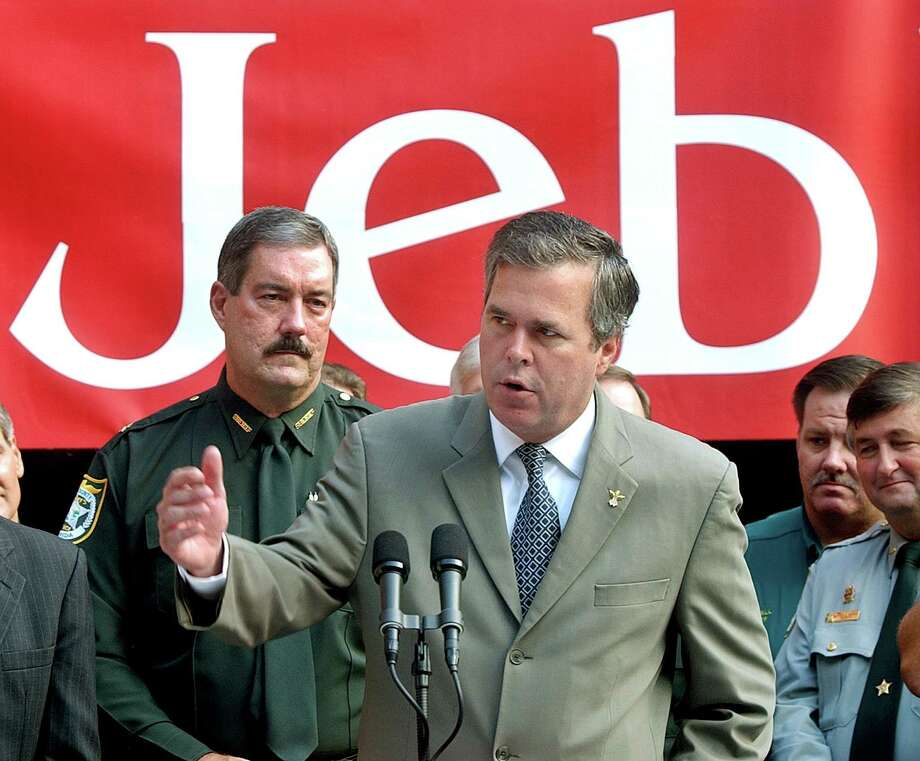 Jeb Bush and other potential 2016 GOP presidential candidates are suddenly interested in the plight of the poor and inequality. Photo: Phil Coale /Associated Press / AP