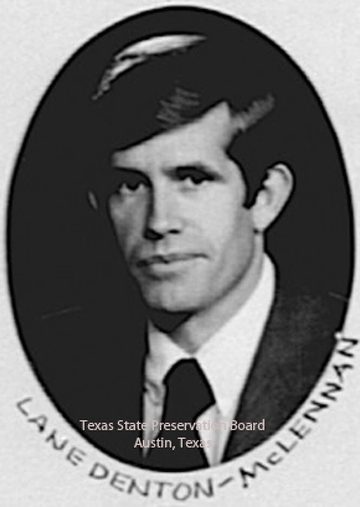 State Rep. Lane Denton, R-Waco In 1995, Lane Denton was charged with stealing money from the Texas Department of Public Safety Officers Association. Denton, who oversaw operations at the association after serving on the state legislature, reportedly funneled money from the association to a public relations firm. Denton was sentenced to six years probation and ordered to pay $67,000 restitution.