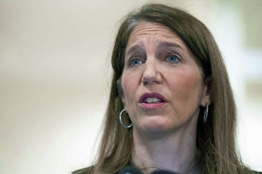 """Health and Human Services Secretary Sylvia Burwell says, """"It is in our common interest to build a health care system that delivers better care, spends health care dollars more wisely and results in healthier people."""" Photo: Cliff Owen /Associated Press / FR170079 AP"""
