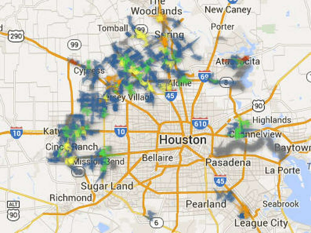 Under An Obscure State Law Houston Creates Agreements With Utility Districts To Levy A 1