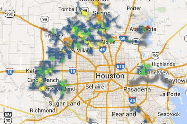 Houston plugs budget holes with suburban sales tax ...