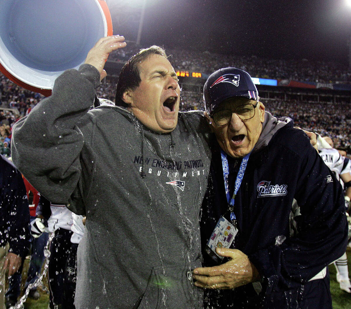It's been 10 years since Bill Belichick felt the chill and thrill of winning a Super Bowl.