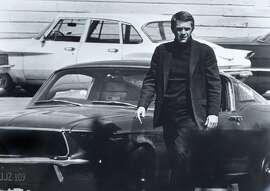 X. BULLITT (1968) - Peter Hartlaub pick.