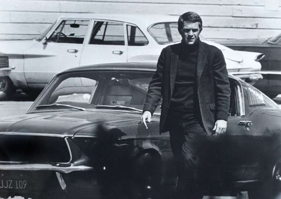 """Bullitt,"" starring Steve McQueen. Photo: SFC"