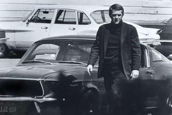 1. BULLITT (1968) - Peter Hartlaub pick.