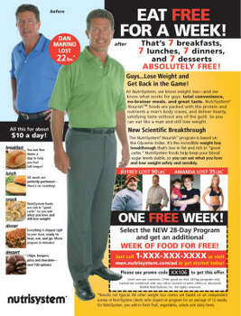 Nutrisystem eating out guide subway