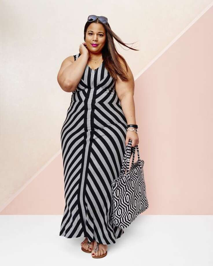 Target's new plus-sized collection features a wide variety of separates. Photo: Courtesy Of Target