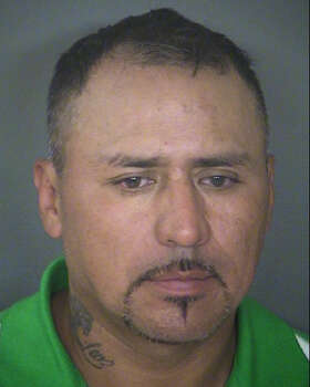Juan R. Aguinaga Charge: Driving while intoxicated — third or more Charge Date: Dec. 21, 2014 Photo: Bexar County Sheriff's Office
