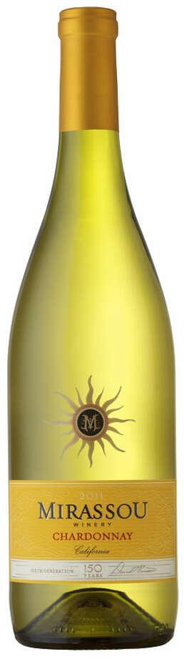 2012 Mirassou Chardonnay Photo: Courtesy Photo / ONLINE_YES