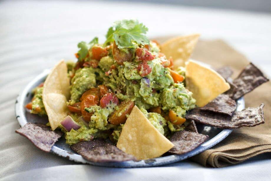 Roasted Fresh Salsa Guacamole. Photo: Matthew Mead / ONLINE_YES