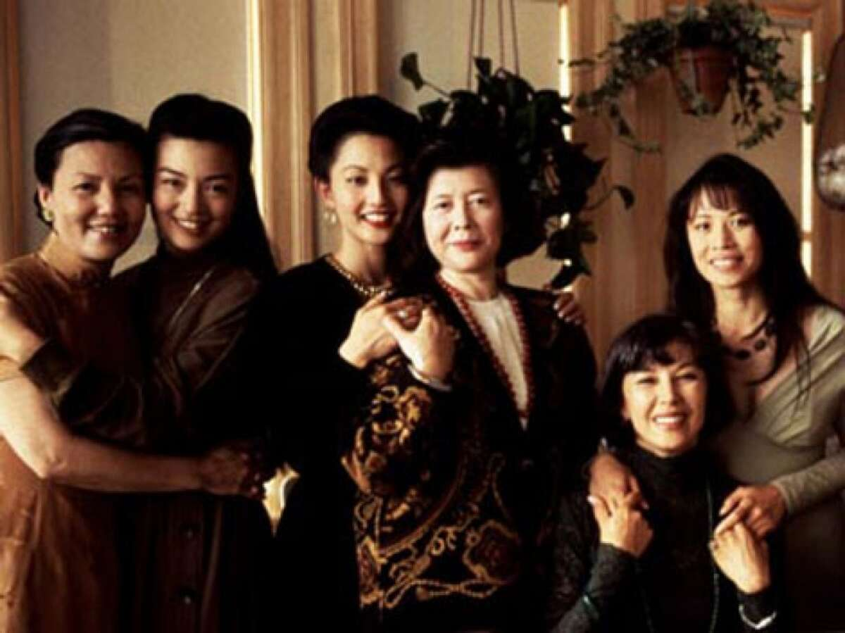 """15. """"The Joy Luck Club"""" Year:1993. Rotten Tomatoes audience score:89. Rotten Tomatoes critics' score:85. Budget:$11 million. Domestic box office gross:$33 million. Critic says:""""One of the most touching and moving of the year's films."""" - Roger Ebert, Chicago Sun Times"""