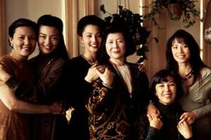 23. THE JOY LUCK CLUB (1993) - Reader pick.