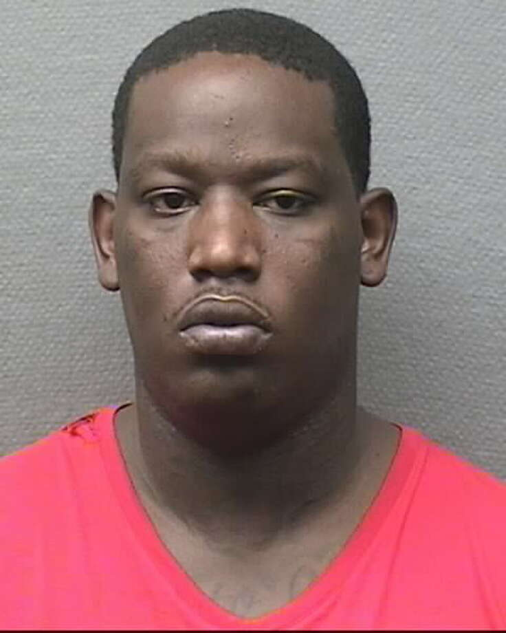 CONVICTED - Raynard GrayGray was convicted of organizing and acting as lookout in the 2014 armed robbery of Pasadena's Shared Resources Credit Union. See other suspects who have been convicted as part of a large Houston robbery ring busted in 2015.  Photo: Houston Police