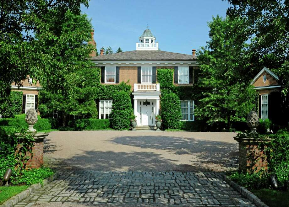 This home at 16 Andrews Farm Road in backcountry Greenwich recently listed for $6.3 million. Photo: Contributed Photo, Contributed Photo / Greenwich Time contributed