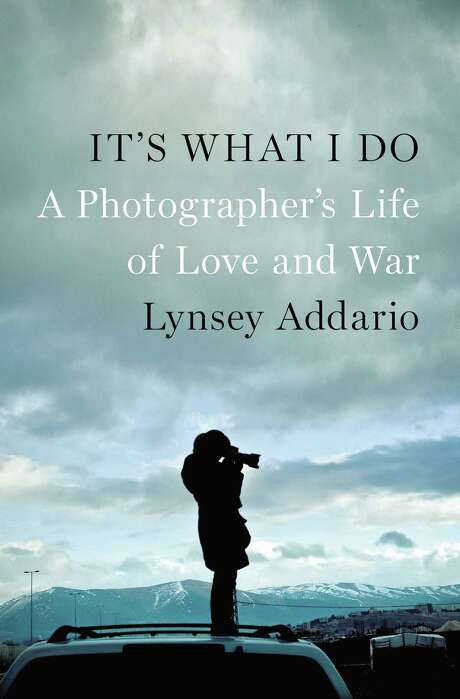 """It's What I Do: A Photographer's Life of Love and War,"" by Lynsey Addario Photo: Penguin / ONLINE_CHECK"
