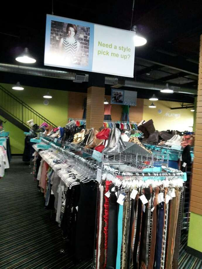 4d2107f67a4 Business notebook  Plato s Closet opens in Pearland - Houston Chronicle