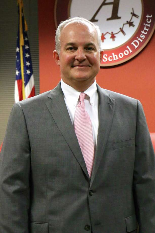 Alvin ISD Superintendent James Gilcrease Photo: Xxx