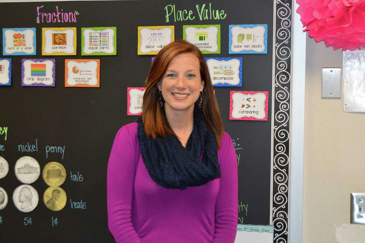 Melissa Sciba was named assistant principal of Ed White Elementary.