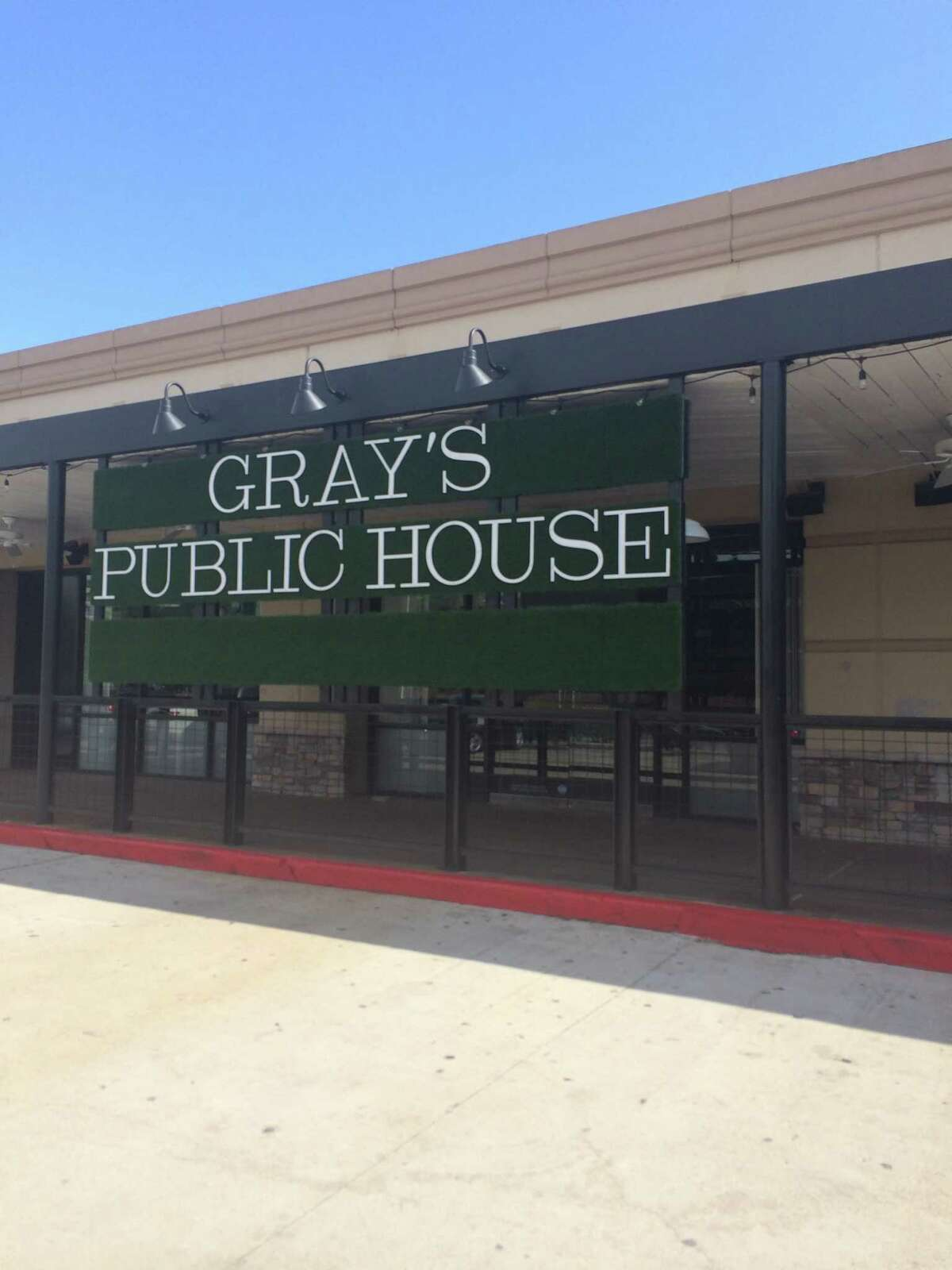 Gray's Public House, 510 Gray St., offers more than 50 brands of canned beer from small, independent brewers.