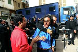 Egypt court upholds verdict against 3 prominent activists - Photo