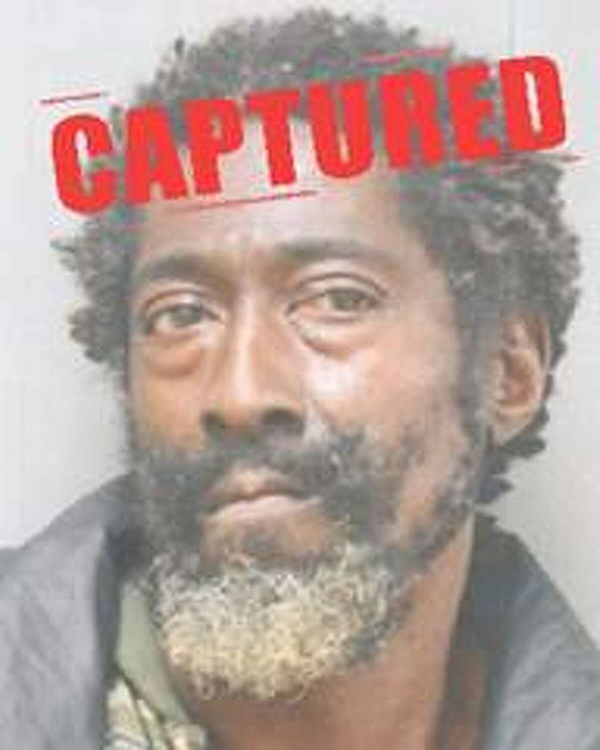 Paul Ray Bass, 53, was arrested Jan. 23 in Houston. He had been on the Texas Top Ten Most Wanted Sex Offenders list.
