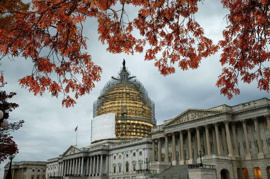 The U.S. House passed a questionable rule that assures the impact of tax cuts will be analyzed through rose-colored glasses. But supply-side theories economics aren't known as voodoo economics for nothing. Photo: J. Scott Applewhite /Associated Press / AP