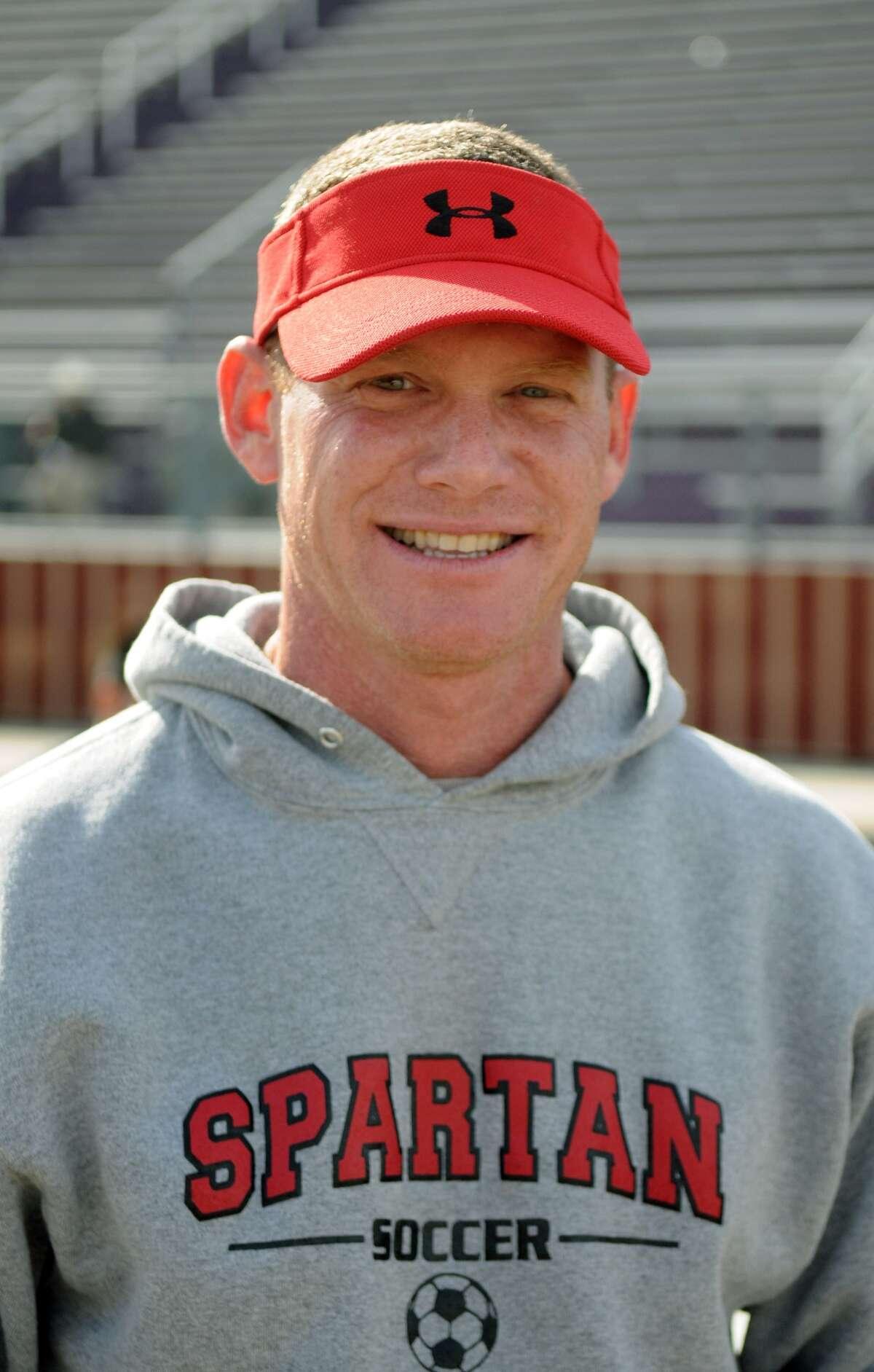 Porter Head Boys Soccer Coach John Brown