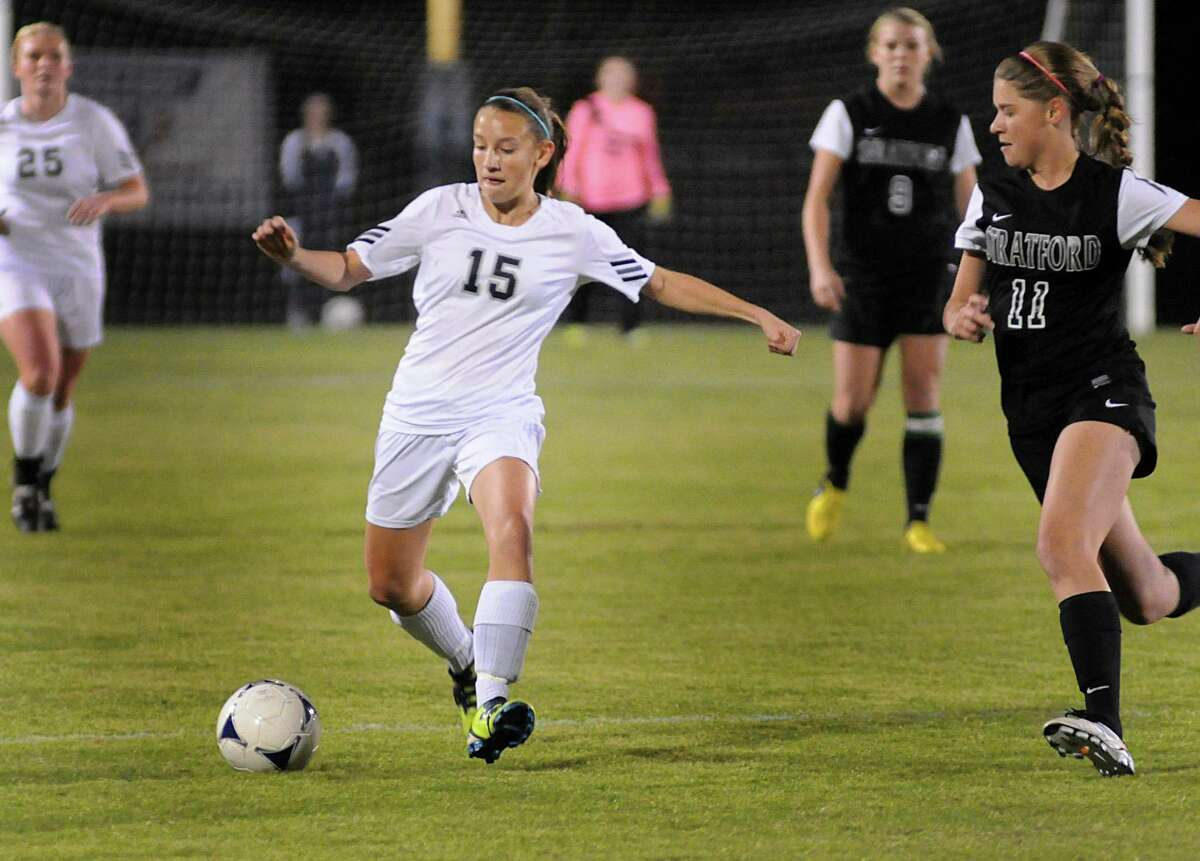 College Park's Kennedy Stirling and the Cavaliers travel to face rival The Woodlands next Tuesday.