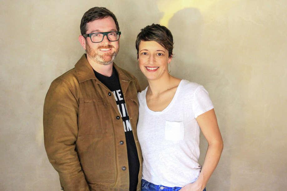 Scott and Dana Frank of Bow & Arrow in Portland, OR. Photo: Stephanie M. Neil / ONLINE_CHECK