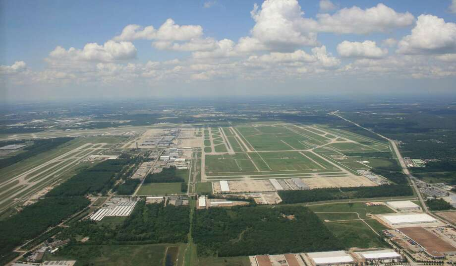 Bush Intercontinental Airport, August 2013. Photo: Bill Montgomery