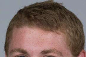 Stanford Men's Swimming head shot of Brock Turner, dated September 18, 2014.