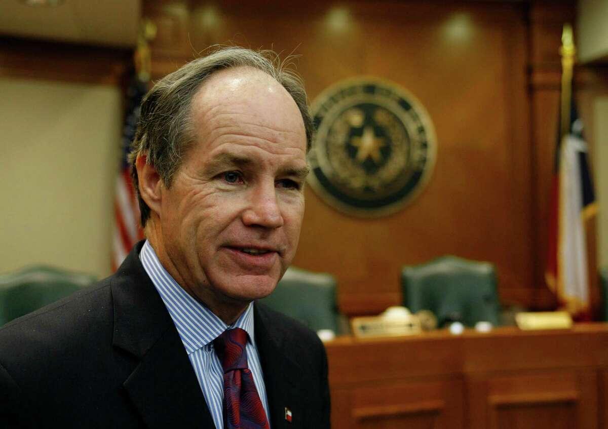Former state Auditor John Keel (AP Photo/Harry Cabluck)