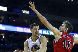 Bulls end Warriors' home win streak at 19 - Photo
