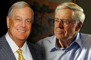 Are the Koch brothers the worst humans in America? - Photo