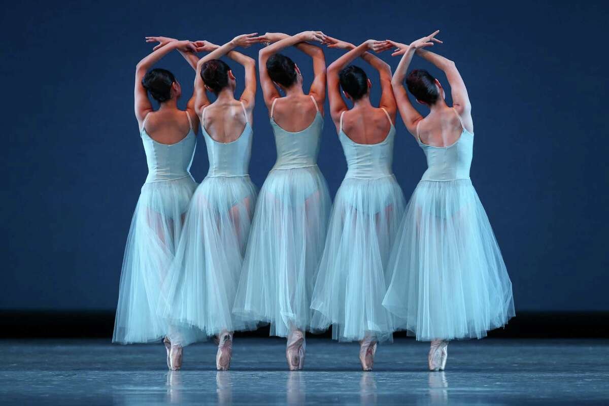 The San Francisco Ballet is performing George Balanchine's